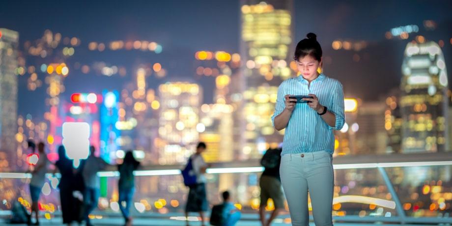 全世界に押し寄せるデジタルの波。アジアはまさに激動の時代。